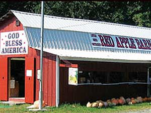 Red Apple Barn